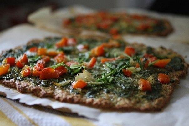 Картинки по запросу Пицца на основе цветной капусты фото