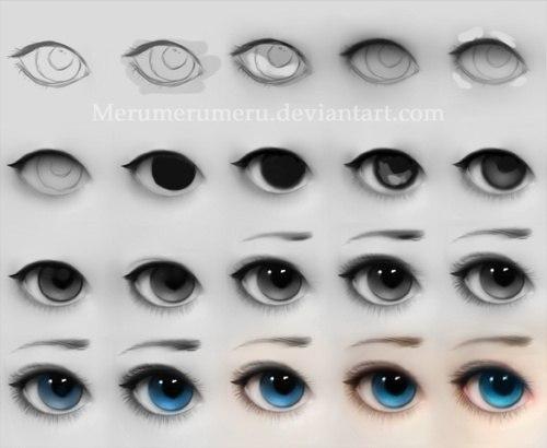 Глаза кукол