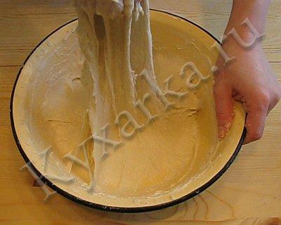 Кабускаджын (осетинский пирог с капустой и сыром) (5) (400x321, 24Kb)