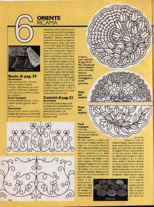sottobicchieri tombolo disegni 1 (520x700, 159 KB)
