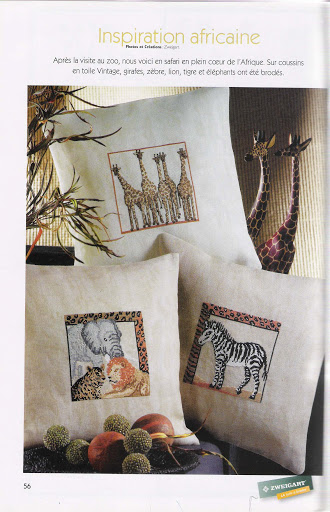 Схемы вышивки крестиком АФРИКАНСКИЕ МОТИВЫ (5) (330x512, 75Kb)