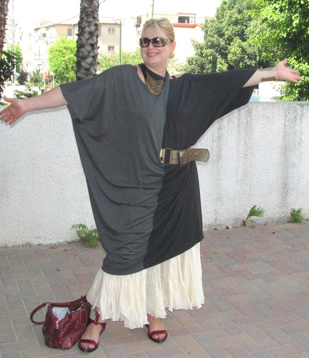 Одежда Бохо Для Полных