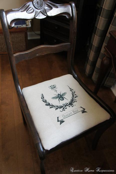 винтажный стул. перенос изображения на ткань (1) (465x700, 65Kb)