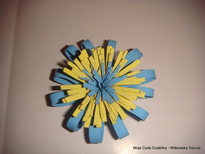 Цветы из бобинок от туалетной бумаги (25) (700x525, 177Kb)