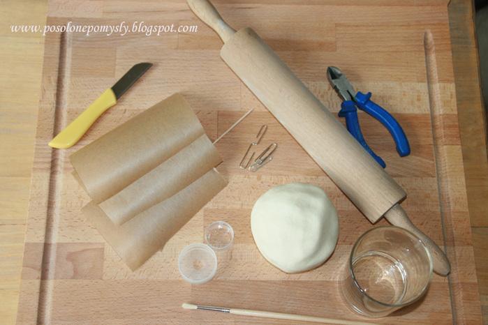 Подвеска-кулончик из соленого теста. Фото мастер-класс (1) (700x466, 128Kb)
