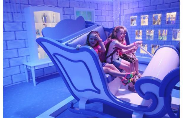 Barbie Dreamhouse Experience  дом барби в берлине 11 (620x400, 37Kb)