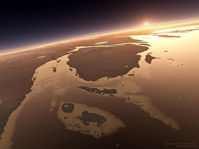 планета марс фотографии 6 (670x503, 84Kb)
