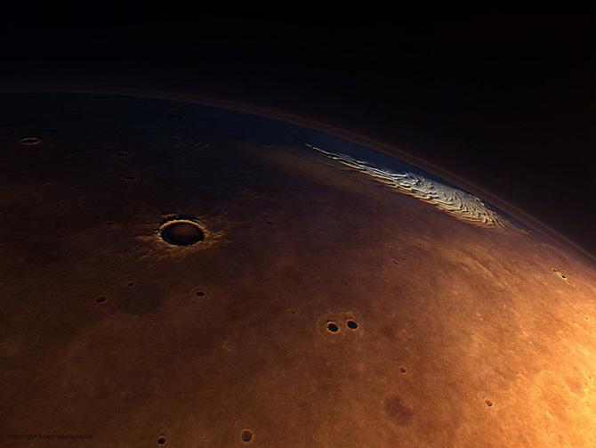 планета марс фотографии 10 (670x503, 85Kb)