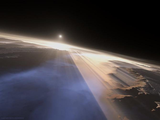 планета марс фотографии 12 (670x503, 64Kb)