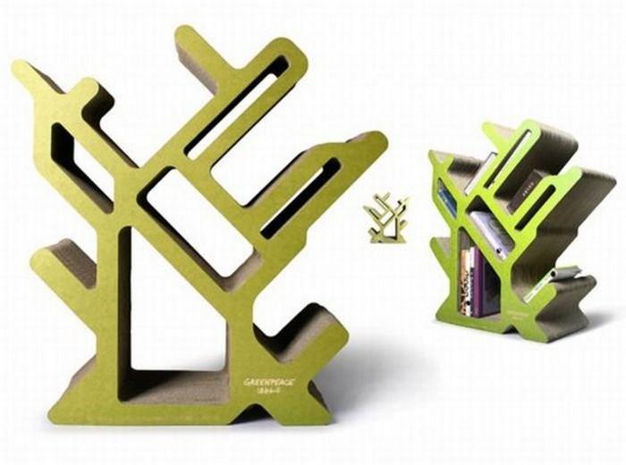 Мебель из картона в интерьере вашего дома 8 (700x520, 52Kb)
