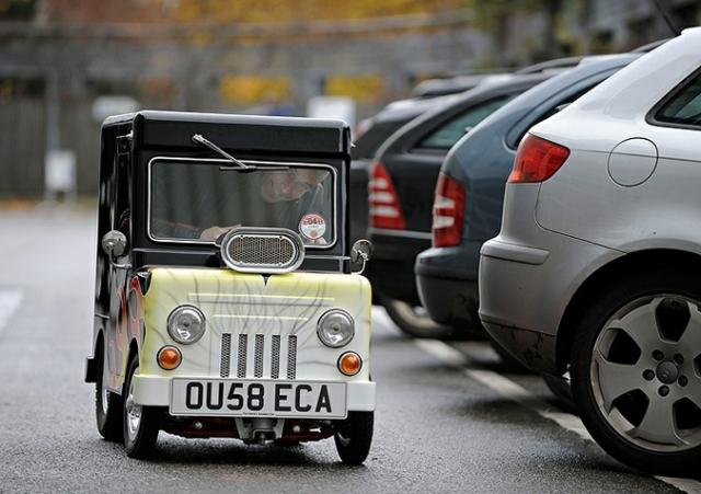 Wind Up самый маленький автомобиль в мире 4 (640x451, 210Kb)