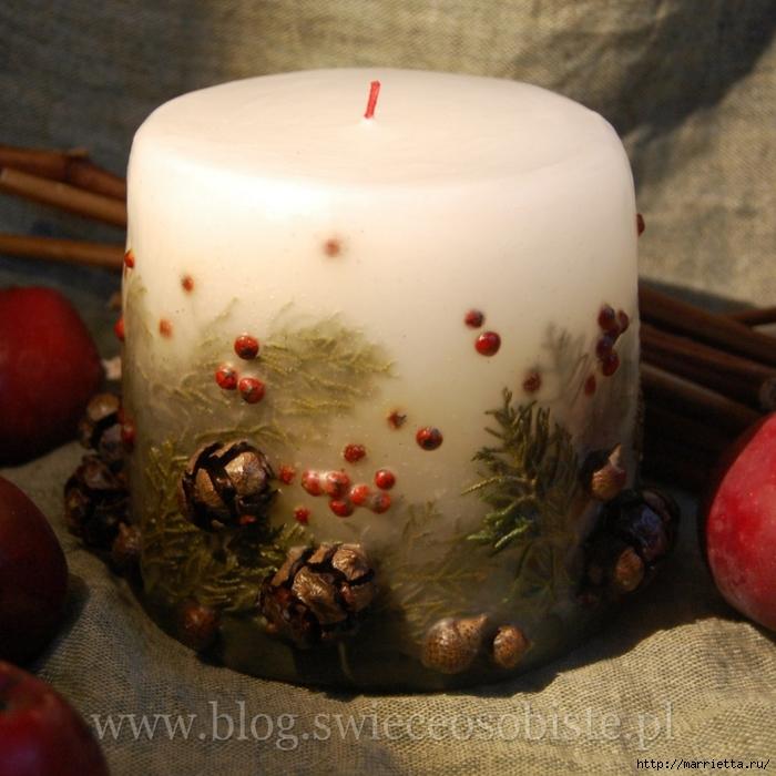 цветочные свечи ручной работы (7) (700x700, 314Kb)