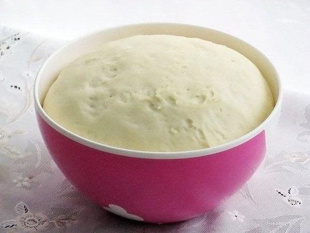 Булочки из дрожжевого теста с плавленным сыром (3) (604x453, 44Kb)
