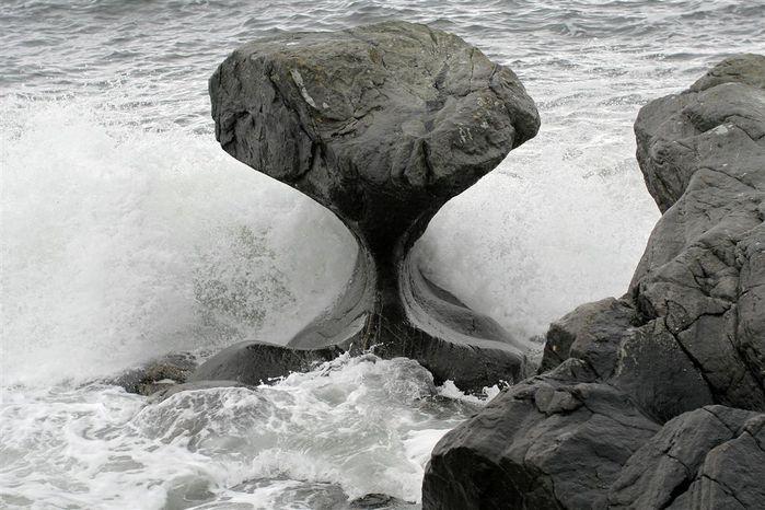 Камень Kannesteinen норвегия фото 2 (700x466, 71Kb)