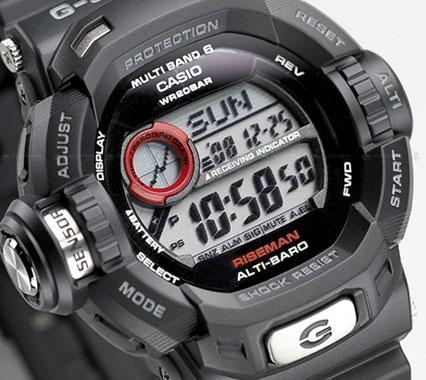 Когда-то я просто мечтал купить часы Сasio?