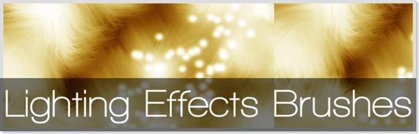 Кисти световых эффектов