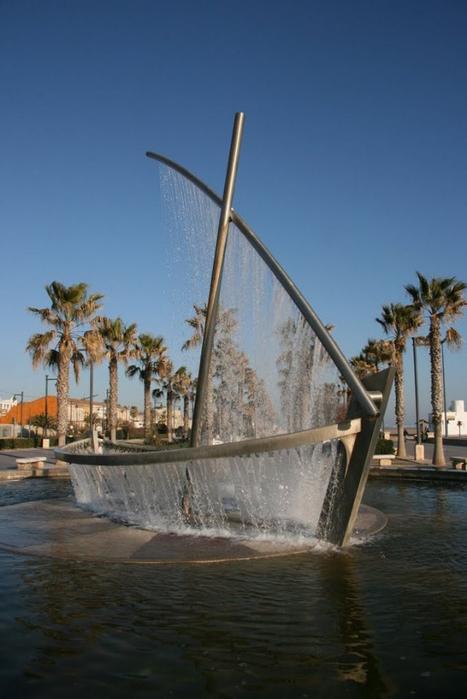 фонтан лодка в валенсии фото 5 (467x700, 247Kb)
