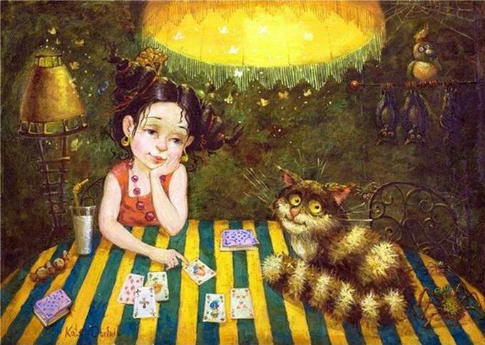 картины украинской художницы екатерины дудник 1 (680x483, 80Kb)