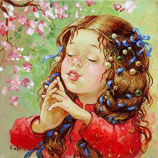 картины украинской художницы екатерины дудник 5 (530x531, 110Kb)