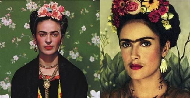 Актеры в гриме и их реальные прототипы  Фотографии
