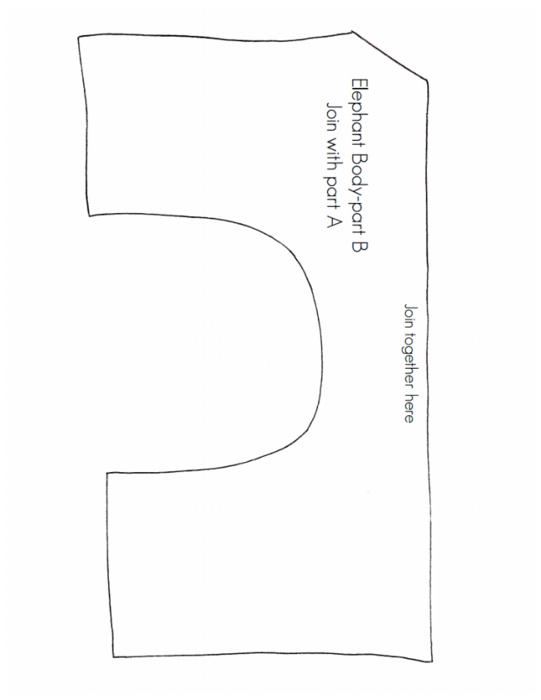 сшить слоника, выкройка слоника (2) (541x700, 71Kb)