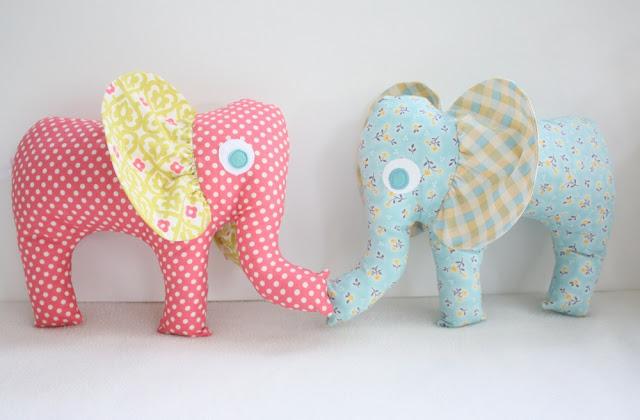 сшить слоника, выкройка слоника (13) (640x420, 66Kb)