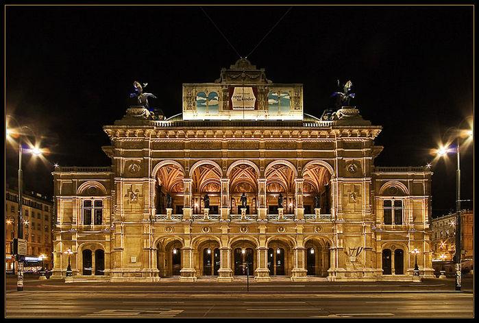 Wiener Staatsoper, до 1918 года Венская придворная опера) - …