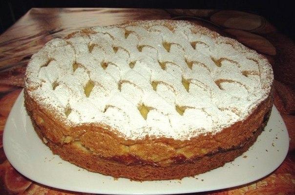 Яблочный пирог (604x401, 64Kb)