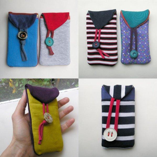 Как сделать чехол для телефона своими руками раскладушку