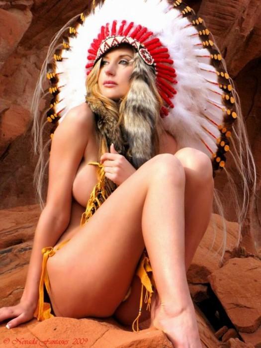 Индейцы секс фото