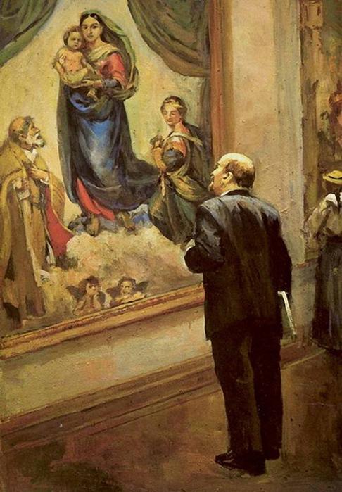 Ленин по версии Налбандяна