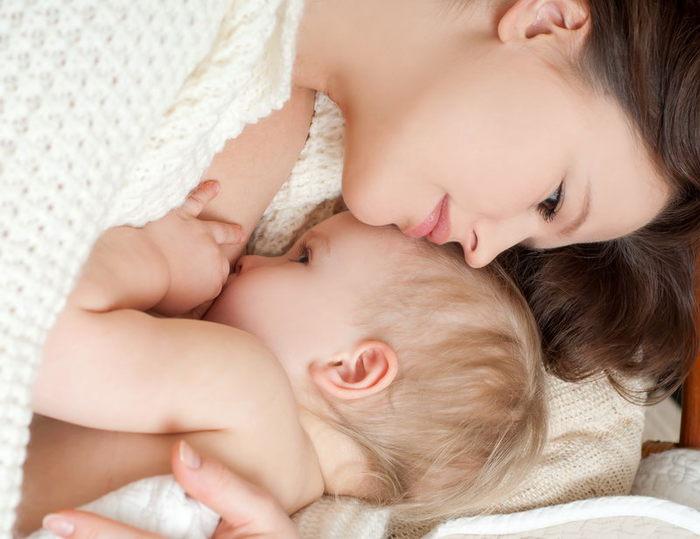 Грудное молоко - самое лучшее, что можно дать своему ребенку!