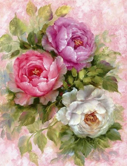 Gallery.ru / Фото #1 - Три розы от Nedret - NaveenA.