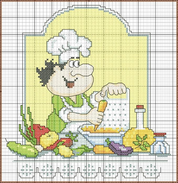 поваренок -витаминчики