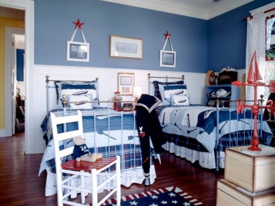 patriotic-boys-bedroom-for-two1-554x415 (554x415, 66Kb)