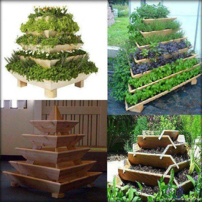 Идеи для дачи сада огорода