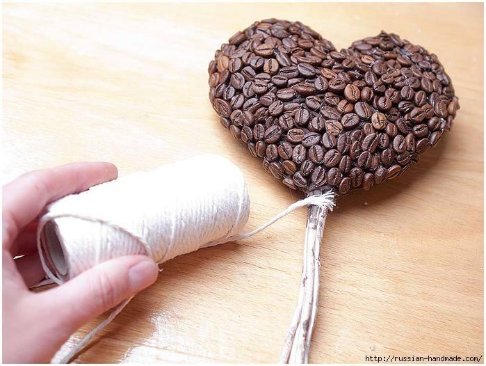 кофейное деревце. кофейный топиарий-валентинка (20) (700x526, 188Kb)