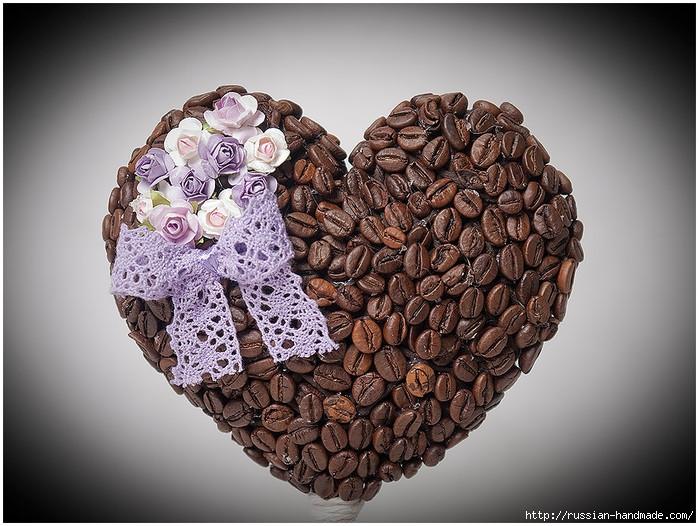 кофейное деревце. кофейный топиарий-валентинка (24) (700x526, 267Kb)