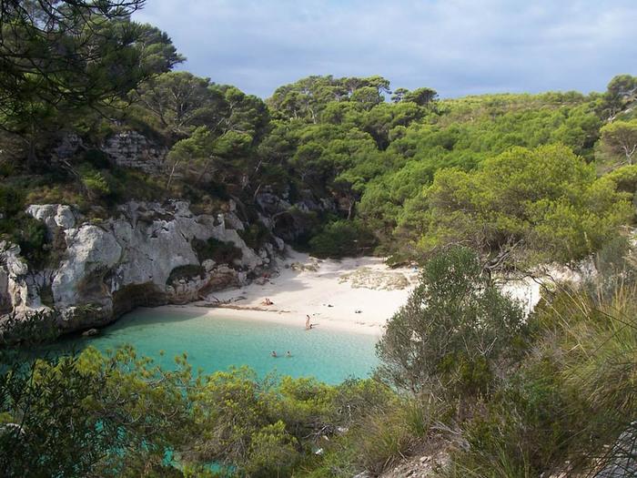 Пляж Плайя-де-Гульпиюри Испания 4 (700x525, 170Kb)
