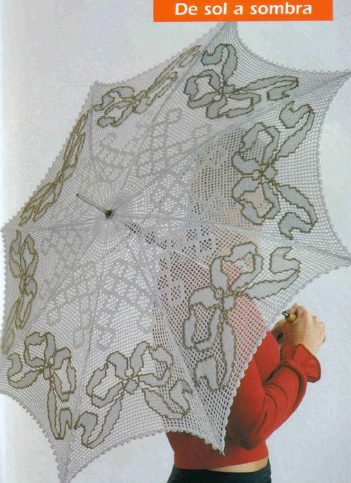 вязание крючком. салфетки скатерти подушки (43) (508x700, 115Kb)
