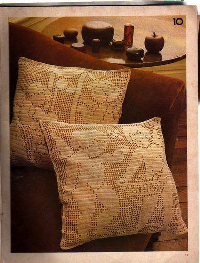 вязание крючком. салфетки скатерти подушки (62) (390x512, 53Kb)