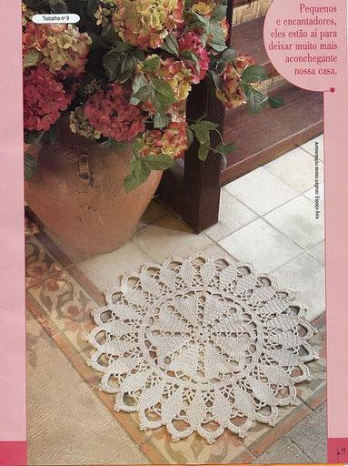 вязание крючком. салфетки скатерти подушки (75) (383x512, 92Kb)