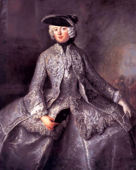 Antoine_Pesne_hofdame_;_Prinzessin_Amalia_von_Preussen_als_Amazone (559x700, 77Kb)