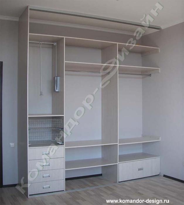 Doors изготовление шкафов купе встро
