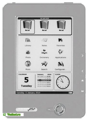 Электронная книга PocketBook Pro 602 (365x502, 36Kb)