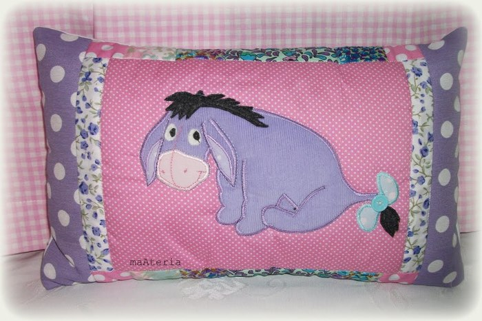 Лоскутное шитье. Детские подушки (15) (700x466, 81Kb)
