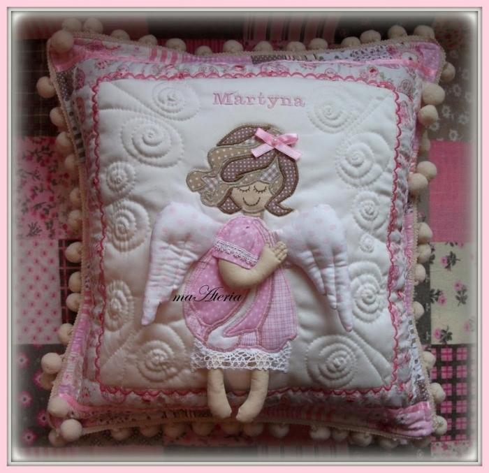 Лоскутное шитье. Детские подушки (48) (700x677, 308Kb)