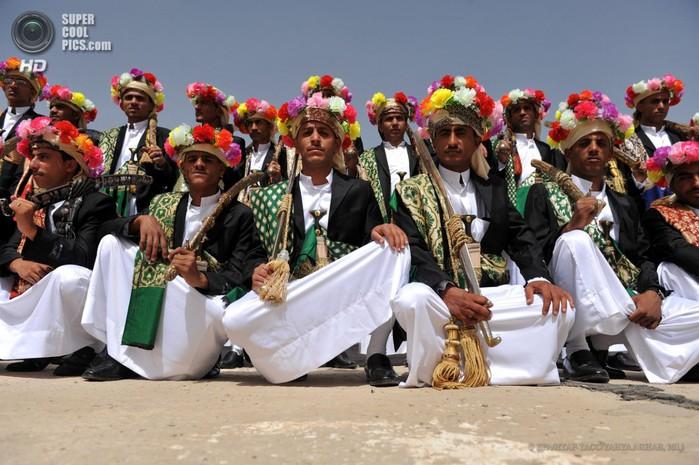 арабская свадьба фото 6 (700x465, 106Kb)