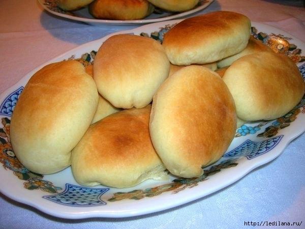 Пирожки из хрущевского теста с рисом и яйцом6 (600x450, 125Kb)