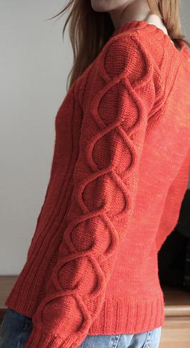 针织开衫(主要是袖子) - maomao - 我随心动